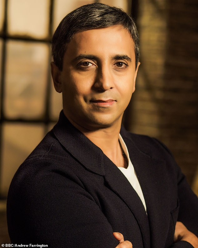 Goodbye:Tej announced in January that he would not be returning for the show's 19th season and stepped away from the Den following a four-year stint