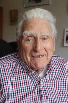 Eddie Ridler, 96.