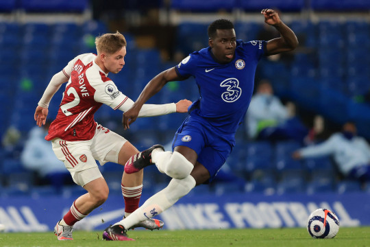 Ian Wright believes Kurt Zouma looked 'nervous' in Chelsea's defeat to Arsenal