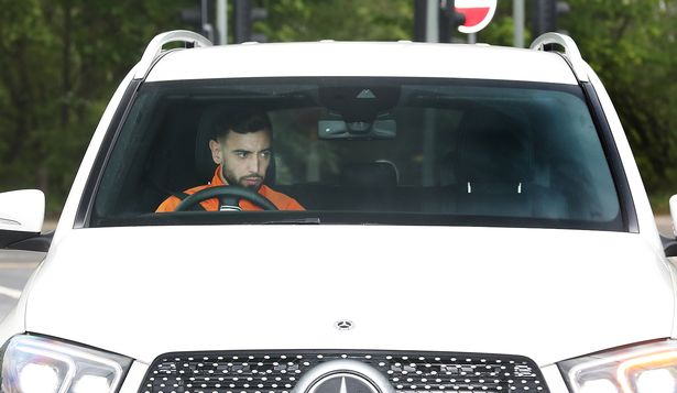 United's players were asked to get to the stadium prior to 1pm to avoid any protestors