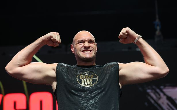 Tyson Fury is the master of trash talk and Hearn predicts things will get personal