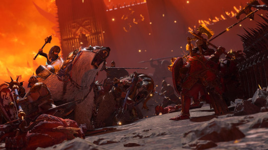 Total War: Warhammer 3 screenshot