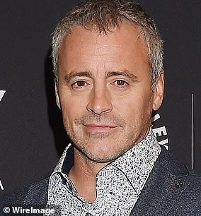 Matt has since starred in several TV series including Joey, Episodes and Man With A Plan