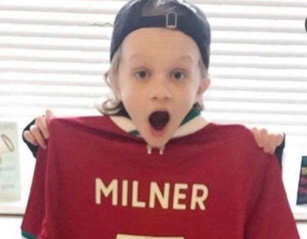 Jordan Banks had been described as a 'mini-Milner' by his football coach