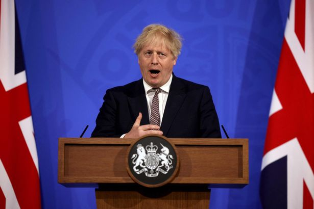 Boris Johnson is under pressure to respond