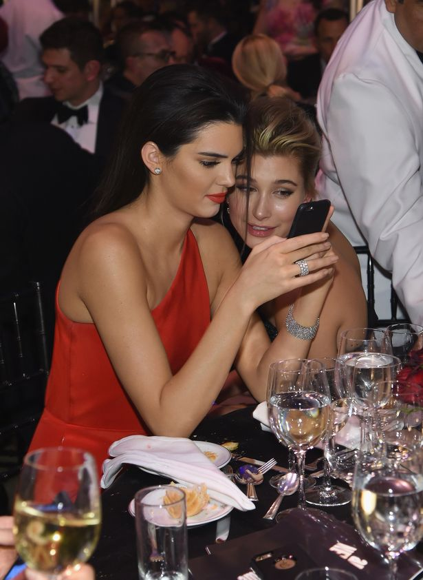 Kendall Jenner anxiety