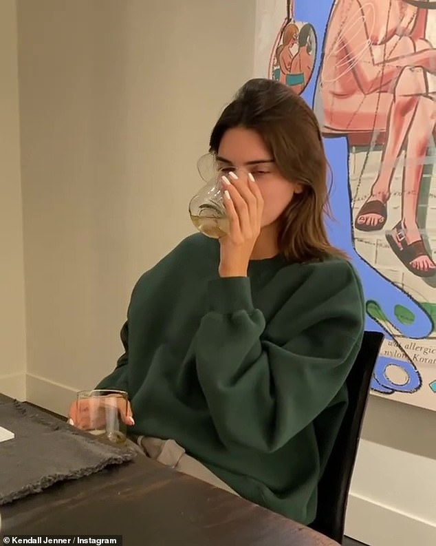 Uproar:Upon announcing that her tequila line would be called 818, Jenner received backlash from those labeling the marketing move as 'cultural appropriation' since she appeared to be taking an entire area code for herself