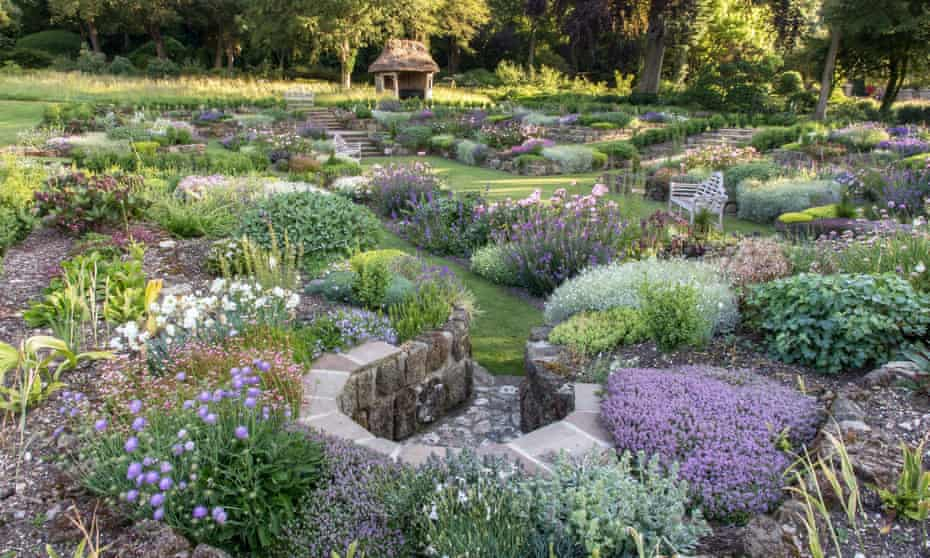 'There are 6,400 acres of gardens': West Dean, Sussex.
