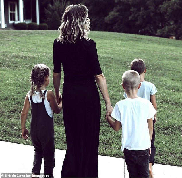 Purpose: The True Comfort author said her life really began once she had kids: 'Being a mom is really where I found my true purpose. It's also been the most natural thing I've ever done'