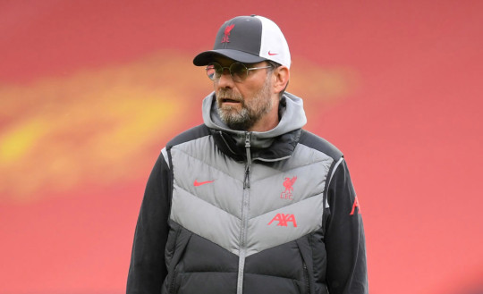 Klopp gave an update on the forward after Liverpool's win over West Brom