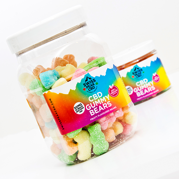 Swiss Peak CBD's range may be smaller, but their gummies are powerful and effective. Only suitable for those aged 18 and over