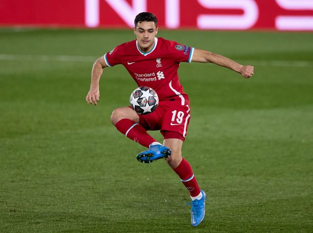 Ozan Kabak moved to Liverpool on loan in January