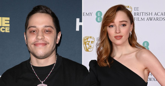 Pete Davidson and Phoebe Dynevor 'really into each other'