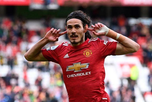 Edinson Cavani won't put United off buying another striker.