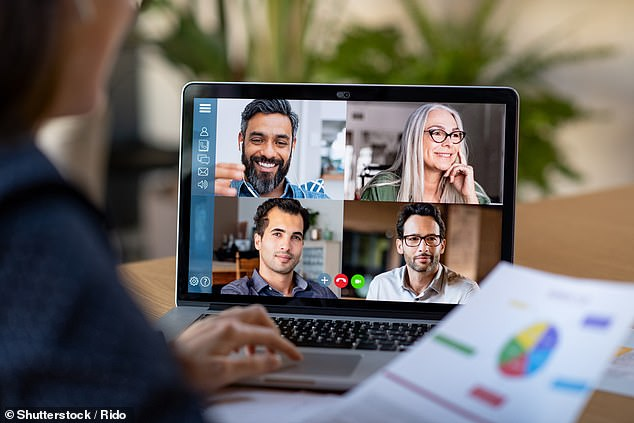 There will be a greater number of people working remotely, leading to changes in the home to reflect this, including 'Zoom nooks' with backgrounds for video calls