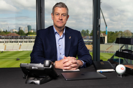 Ashley Giles says England will be 'conservative' with Archer