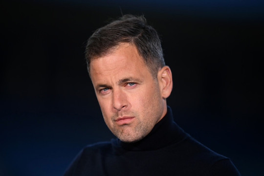 Joe Cole looks on during Leicester's Premier League clash with West Brom