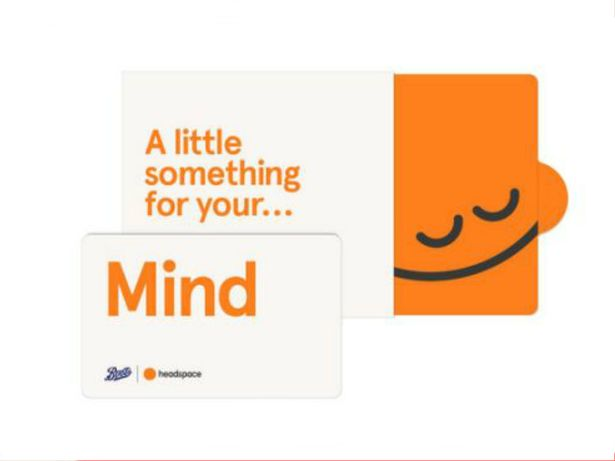 Headspace Mind Giftcard