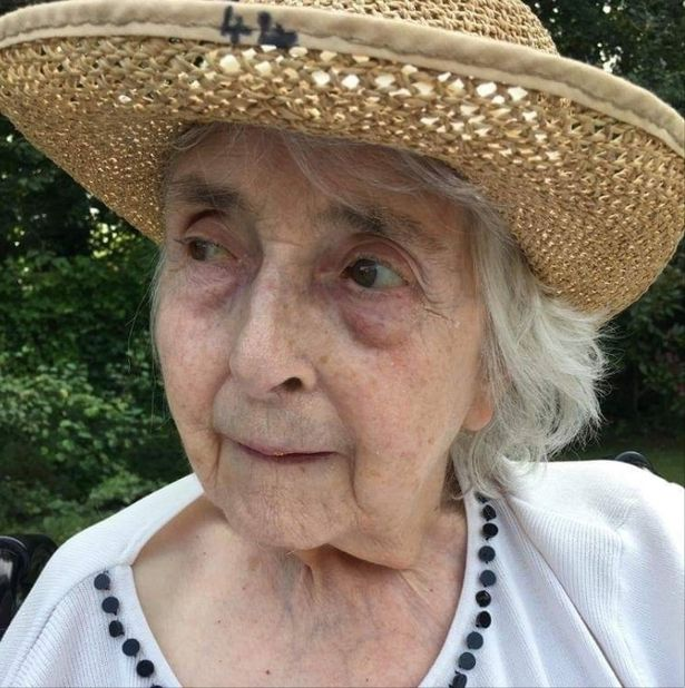 Cathleen Sexton, 94, died from Covid-19 in a Durham care home on May 26, 2020