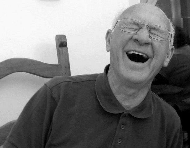 Bill Campbell, 86, died from Covid-19 in a Renfrewshire care home on April 12, 2020