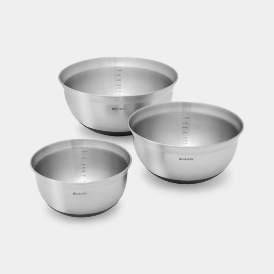 Brabantia Mixing Bowl Set