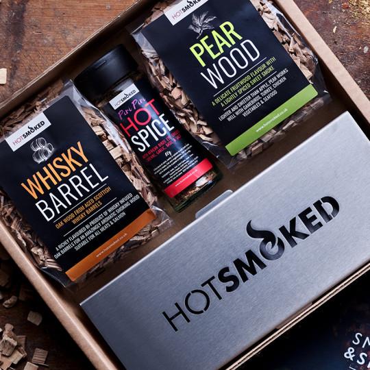 Hot Smoked BBQ Kit