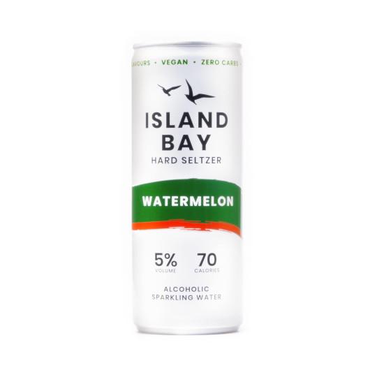 Island Bay hard Seltzer