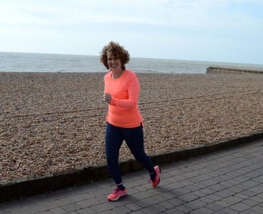 Josie Lloyd on Brighton Seafront