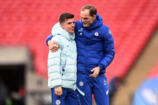Mason Mount has enjoyed a fine season at Stamford Bridge