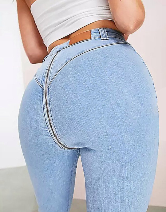 ASOS customers confused by 'IBS' jeansPicture: ASOS