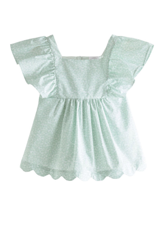& Other Stories mini-me collection, pale blue smock dress (Child)