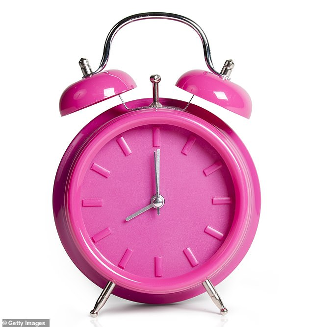 A simple way to improve sleep quality is to set your alarm for the same time every morning