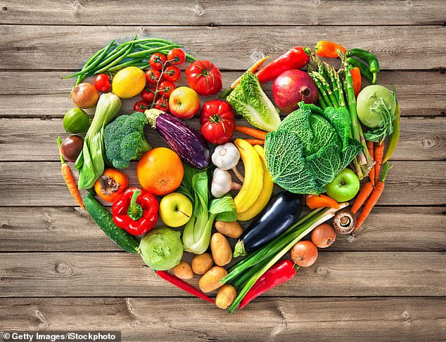 Different colours mean different phytonutrients, which have different health benefits. So do try lots of different varieties