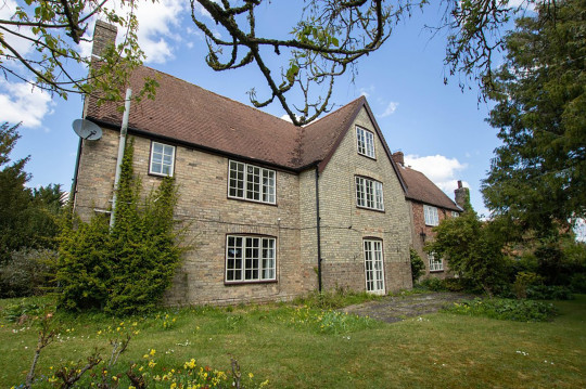 BNPS.co.uk (01202) 558833. Pic: Cheffins/BNPS The perfect home for a recluse? A historic moated farmhouse that has not been sold for half a century is up for auction with a guide price of ??600,000. Grade II listed Parsonage Farm is an English Heritage scheduled monument and is believed to be built on the site of an iron age fort. The house dates back to the 15th century and, having been in the same family for the past 50 years, is now in need of modernisation. But once renovated it could be worth ??1.2m - double its current price tag.