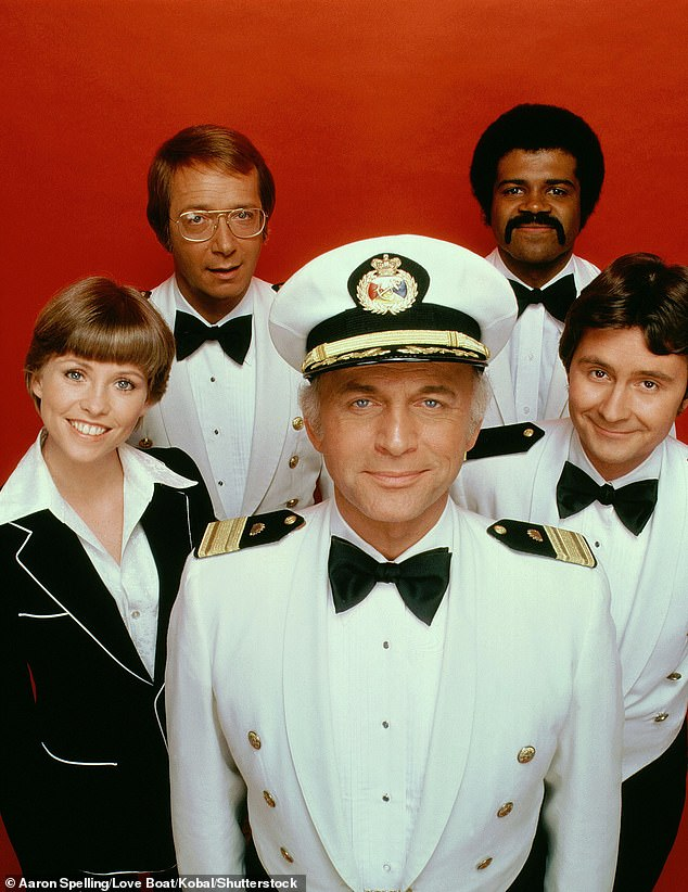 All aboard:Gavin is internationally known for starring as Captain Merrill Stubing on the ABC series The Love Boat which aired from 1977 to 1986. He was one of only three cast members to appear in all 250 episodes of the Aaron Spelling-produced show in addition to three made-for-TV movies