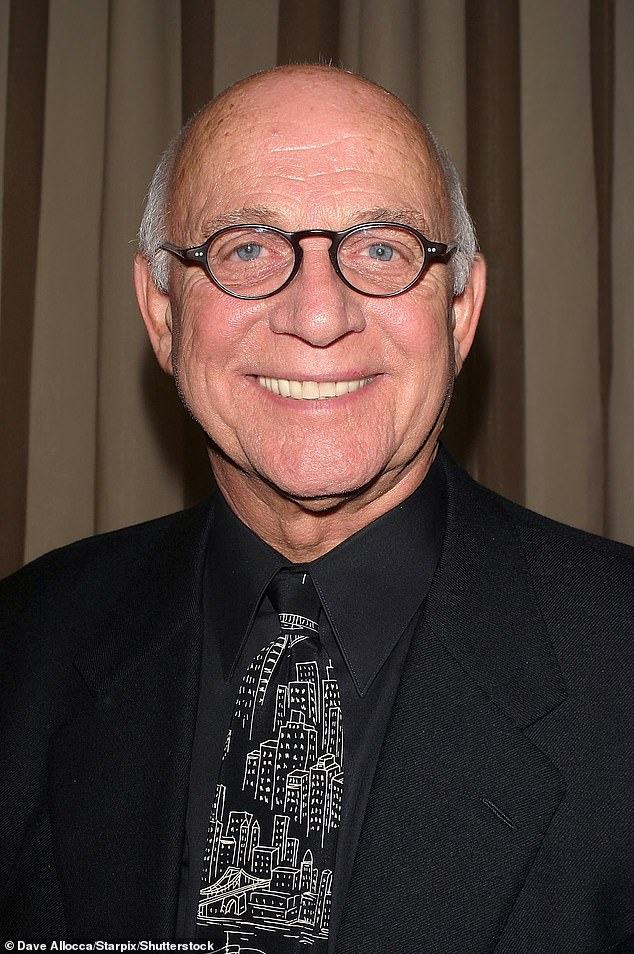 Icons:Over the course of his stage and screen career, Gavin worked with legendary stars like Cary Grant, Bette Davis, Frank Sinatra, as well as Ronald Reagan, before he become President. Pictured in 2003