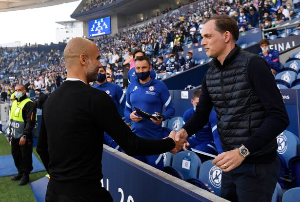 """Thomas Tuchel conceded he has shared some """"lively debates"""" with Champions League final opponent Pep Guardiola"""