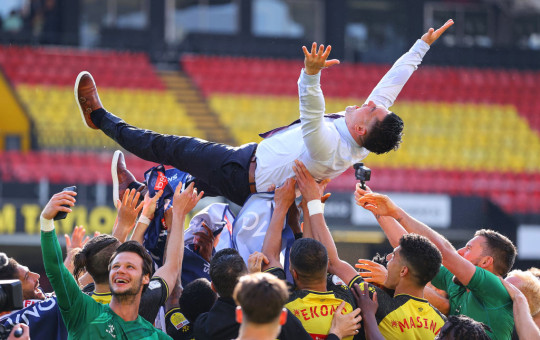 Watford v Millwall - Sky Bet Championship