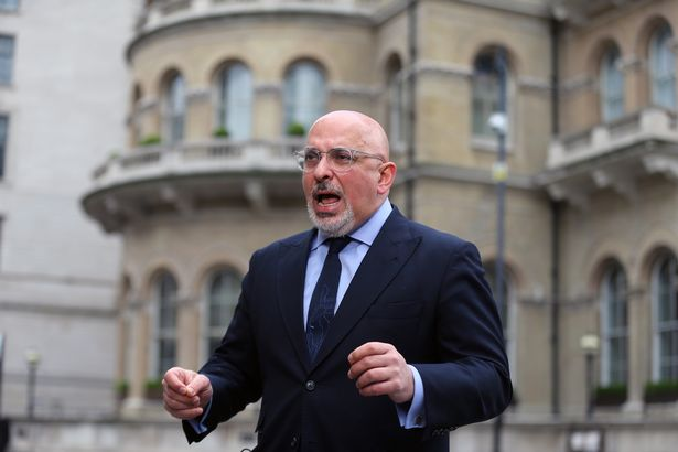 Vaccines Minister Nadhim Zahawi did a round of interviews earlier today
