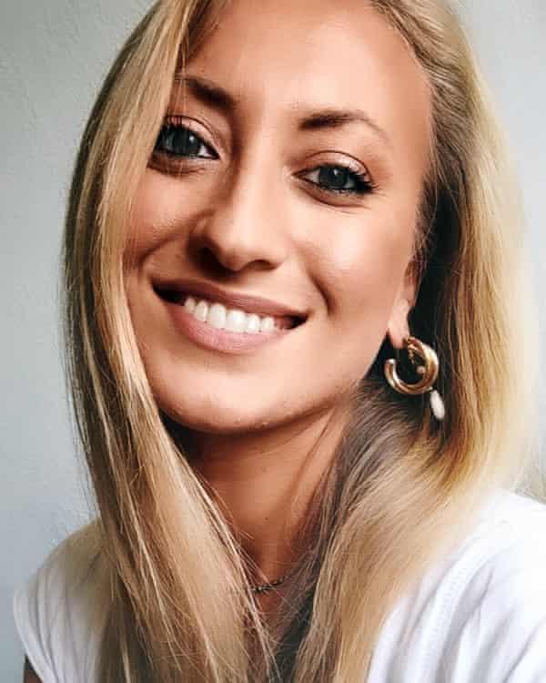 Delia Colantuono from Rome, Italy.