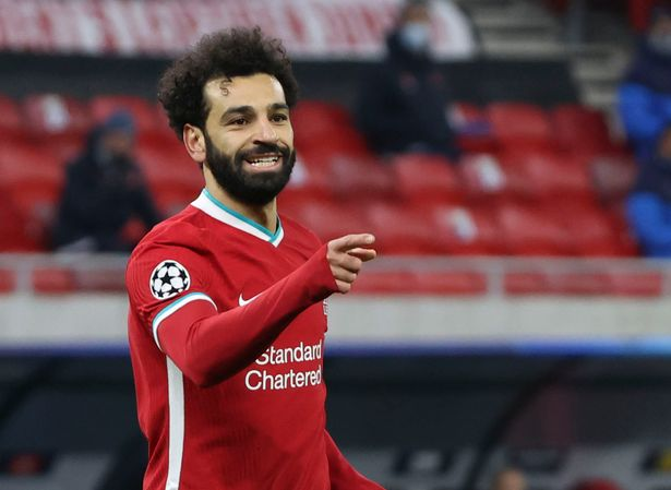 Mohamed Salah is one of six players who could open contract talks