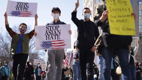 After a watershed moment of violence, Asian Americans begin to speak out