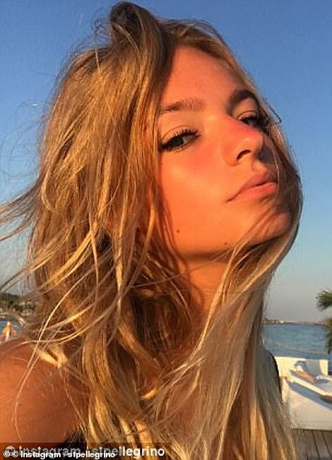 She is the daughter of Kremlin spokesperson Dmitry Peskov