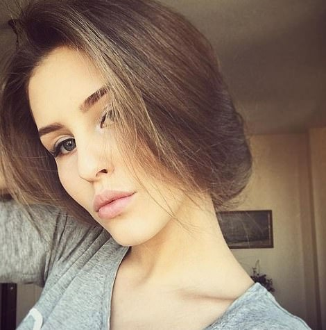 Manturova is thedaughter of the minister of industry and trade, Denis Manturov