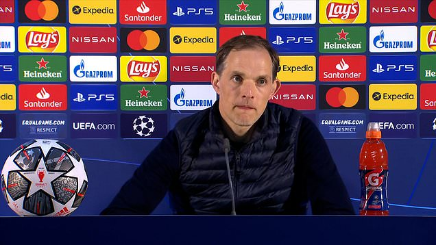 Man City 0-1 Chelsea: Thomas Tuchel post match press conference