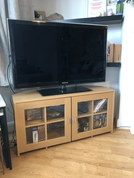 Deborah's TV stand