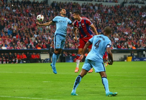 Has Lewandowski ever scored against Manchester City? Of course he has, silly