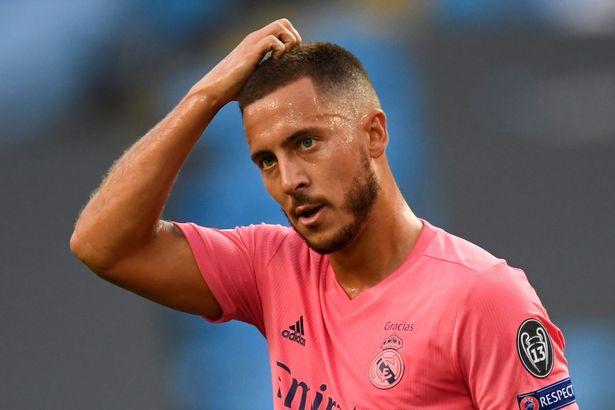 Eden Hazard faces an uncertain future at Real Madrid