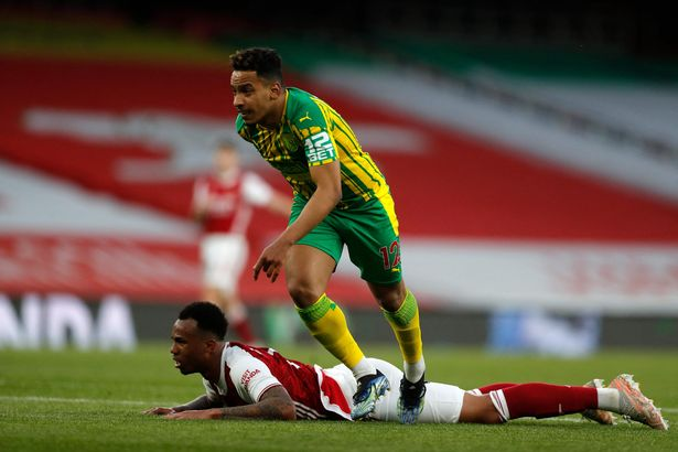 Matheus Pereira scored a fine solo goal against Arsenal at the weekend having also impressed against Chelsea