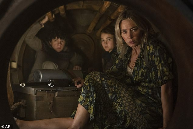 Monster opening: A Quiet Place Part II earned a shocking $58 million over Memorial Day weekend, breaking pandemic-era records and suggesting viewers might be ready to return to theaters in droves